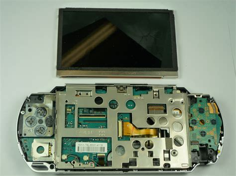 Lcd Psp psp 1000 lcd screen replacement ifixit