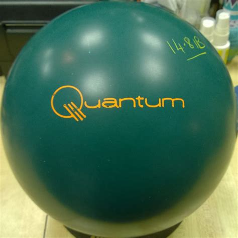 Jayhawk Bowling Detox by 2nd Pre Owned Brunswick Forest Green Quantum