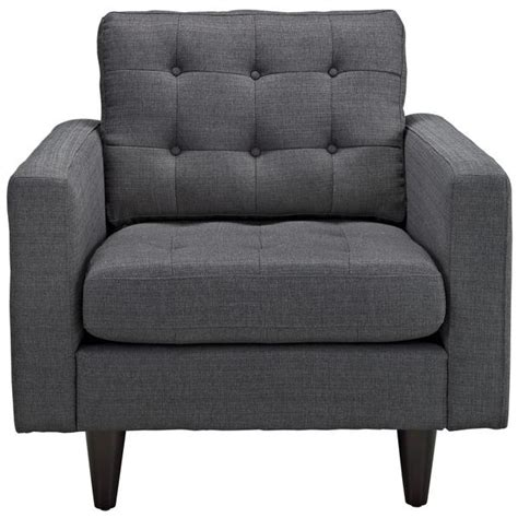 gray armchair era upholstered armchair gray froy