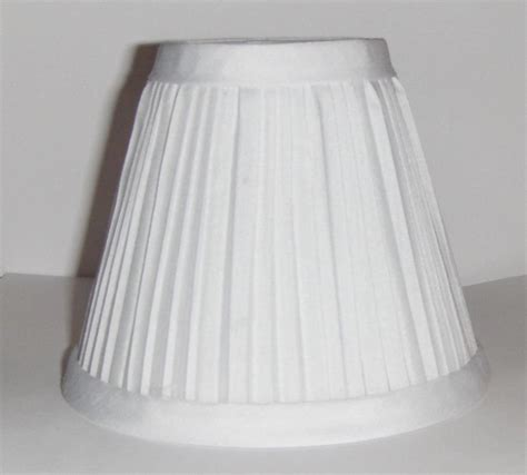 white mini chandelier new white pleated mini chandelier l shade