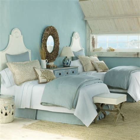 coastal inspired bedrooms western home decorating guest post beach house style