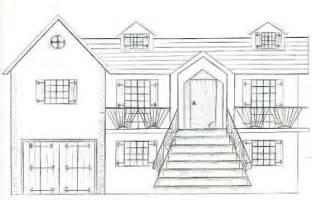 Desenho De Casas desenho para pintar da modelos de casas para imprimir gratis