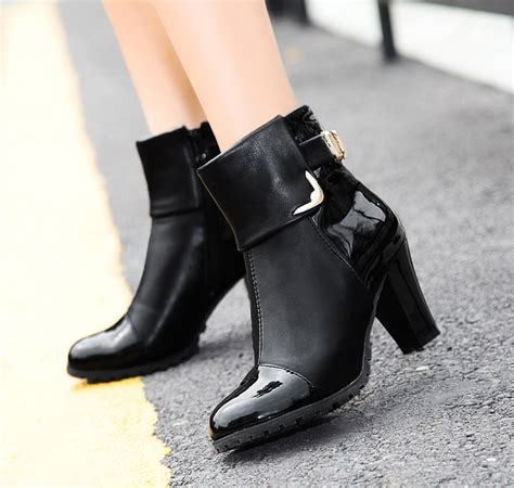 new 2016 fashion s ankle boots thin high heels
