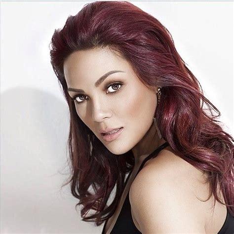 hair color for pinays hair color for pinays pretty pinay selfie ganda ng pinay