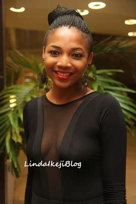 chelsea eze photos from jim iyke s unscripted premiere naija whistle