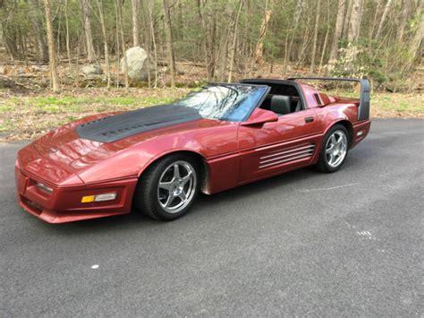 1987 chevrolet corvette hatchback 2 door 5 7l 4 3 speed