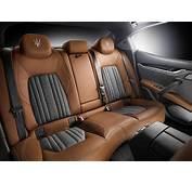 Maserati Ghibli Ermenegildo Zegna Edition Is A Posh