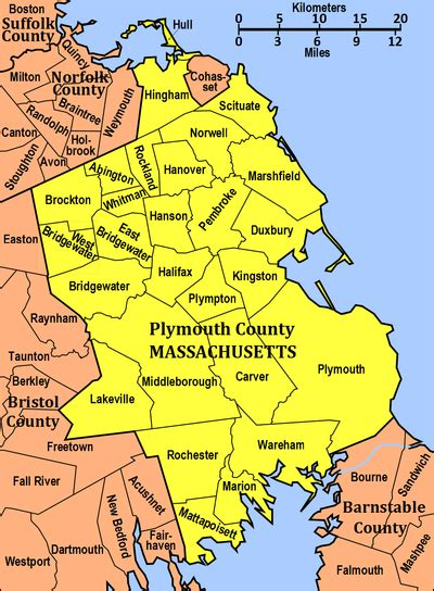 map of plymouth plymouth county massachusetts genealogy genealogy
