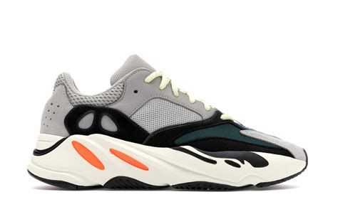 Adidas Yeezy Boost 700 by Adidas Yeezy Boost 700 Wave Runner Solid Grey B75571