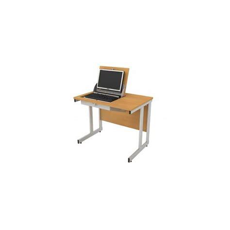 flip it computer desk smart top ict desks single user computer desks