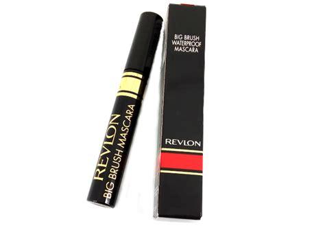 Revlon Big Brush Mascara review revlon big brush waterproof mascara black yukcoba in