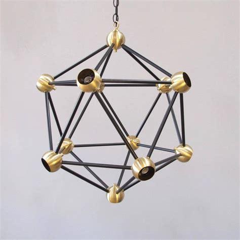 black and brass pendant light black and brass pendant light for sale at 1stdibs