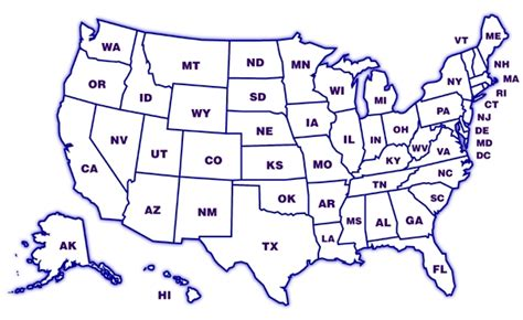 united states map without state names printable us map no names us map states without names filemap of usa