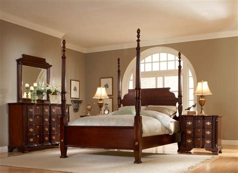 Homey Design Bedroom Set Renovate Your Home Design Studio With Fancy Cherry Mahogany Bedroom Furniture And Make It