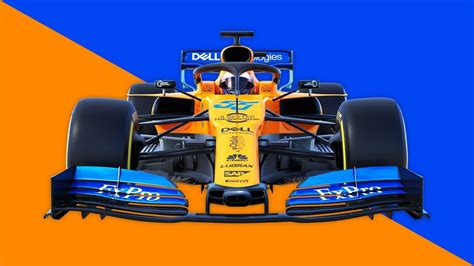 2019 Mclaren F1 by Mclaren F1 2019 Car Launch