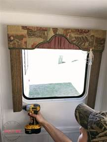 window coverings for rv how to remove outdated rv window coverings must