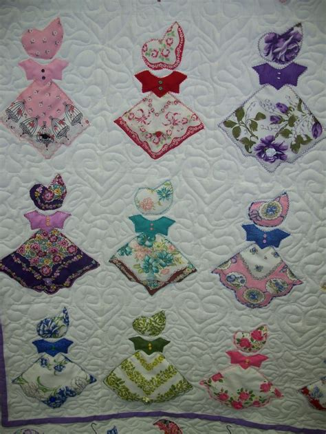 Handkerchief Quilt Pattern by Deerecountry Quilts Handkerchief Quilt At The Fair