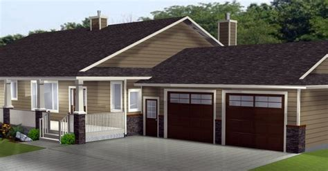 Ranch Style House Plans With Basements L Shaped Ranch