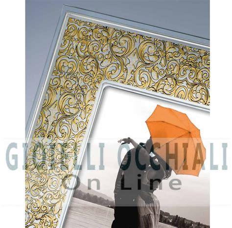 cornici d argento prezzi cornice argento e cristallo portafoto loren design