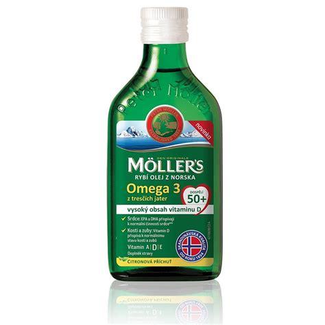 m 214 llers omega 3 50 250 ml l 233 k 225 rna cz