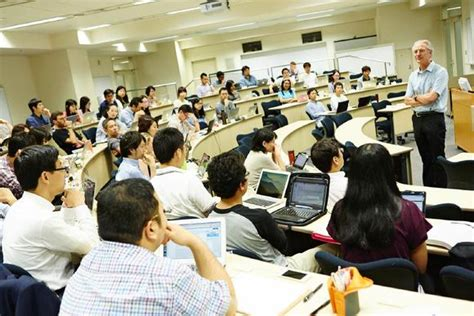 Mba Programs In Tokyo by Us Business Schools Losing Edge To Asia Nikkei Asian Review