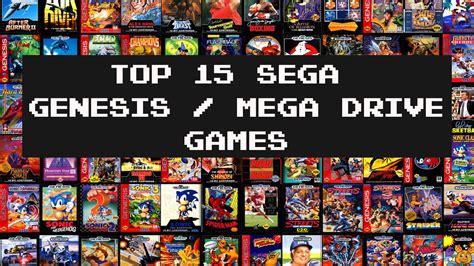 best sega genesis of all time top 15 sega genesis mega drive