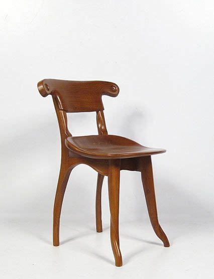mobiliario modernista silla batllo sillas decoracion de