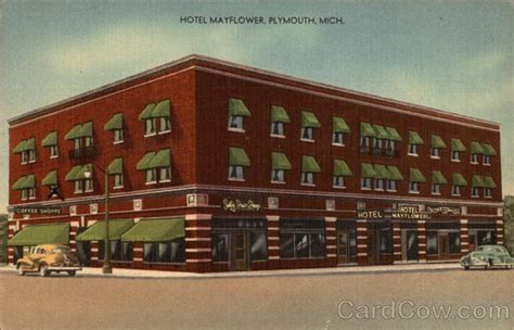 hotel mayflower plymouth mi