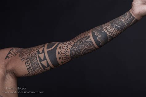 sacred ink tattoo hooper sacred geometry sleeve ink
