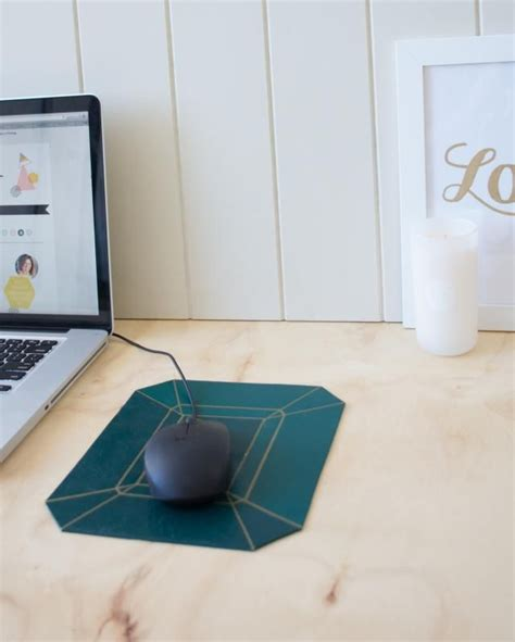 diy mousepad 50 best images about diy mouse pad on leather retro floral and neoprene rubber