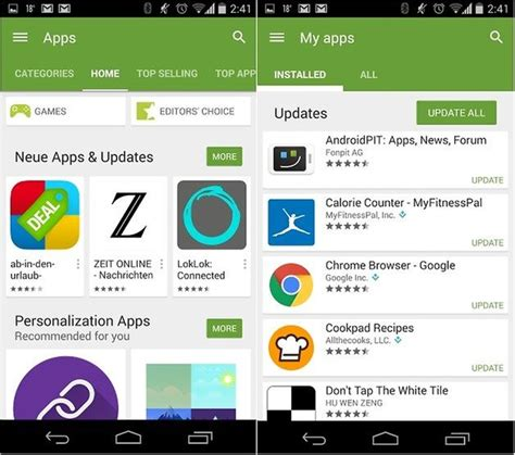 Play Store Android 2 2 8 Reasons Why Android Is Better Than Ios Androidpit