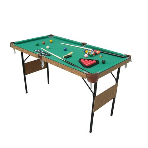 4ft pool table folding 4ft 6in folding snooker and pool table