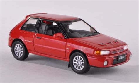 mazda 323 gtr specs mazda 323 gtr 1991 ixo diecast model car 1 43 buy