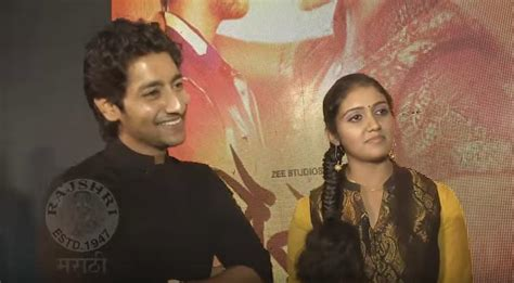 rinku rajguru and akash thosar the young actors of sairat worldnews sairat exclusive interview rinku rajguru akash thosar