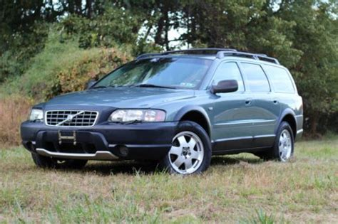 automobile air conditioning service 2003 volvo xc70 free book repair manuals sell used 01 07 2003 volvo xc70 cross country wagon 2 5l awd new timing belt 1 owner clean in