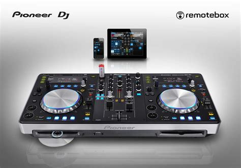 Alat Dj Xdj R1 pioneer xdj r1 all in one wireless performance dj system agiprodj