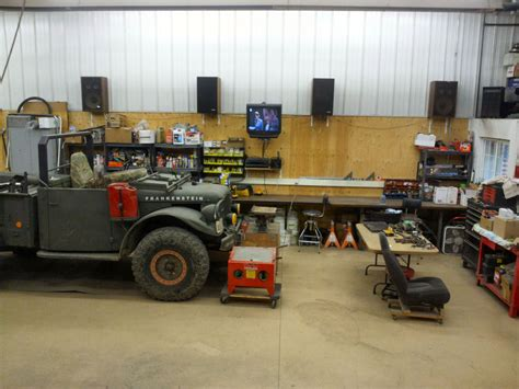garage stereo system neiltortorella