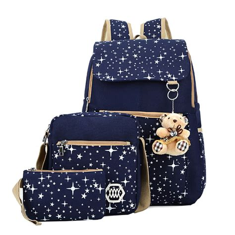Bags Fashion 1 fashion composite bag preppy style backpacks for