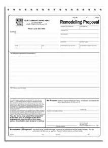 free contractor forms templates free blank contractor forms search results