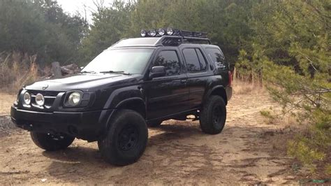 2003 nissan xterra lifted lifted nissan xterra 4 projectxterra youtube