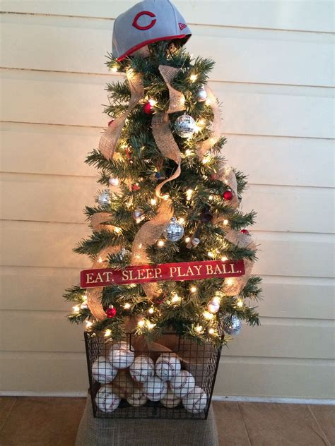 kid friendly christmas tree decorations tree decorations for baseball tree every kid should their own tree