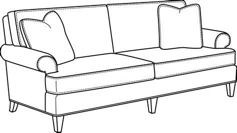 Set Of Sofas Drawings Sketch by Sofa Drawing Www Energywarden Net