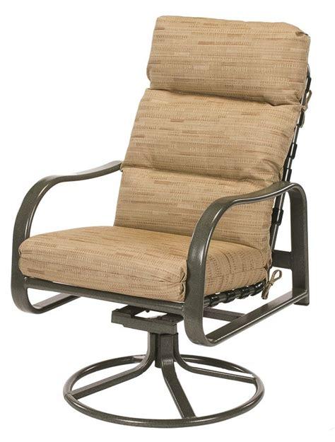 High Back Patio Chairs by High Back Patio Chair Cushions Crunchymustard