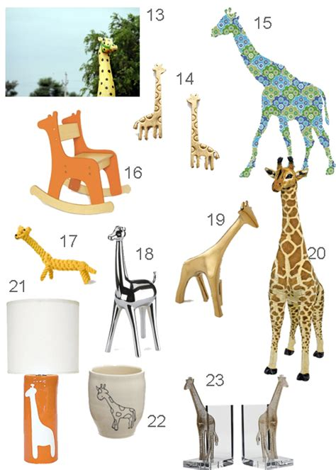 giraffe decorations for the home giraffe home decor 2 stylecarrot