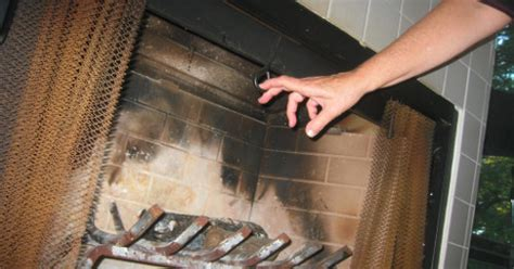 How To Properly Use A Fireplace Der how to if fireplace flue is open 28 images chimney