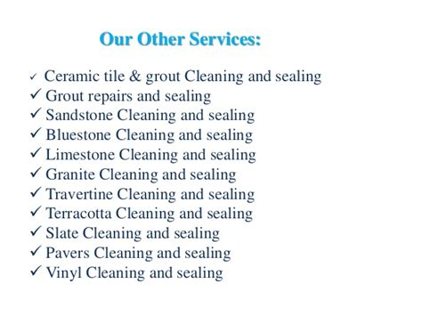 Grout Cleaning And Sealing Services Vinyl Floor Cleaning Sealing Services In Brisbane