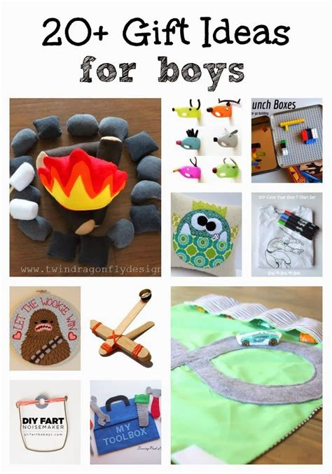 20 diy gift ideas for boys gift craft and gifts