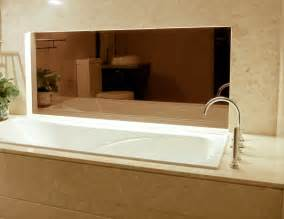 bronze mirrors for bathrooms bronze tinted glass in bathroom designs