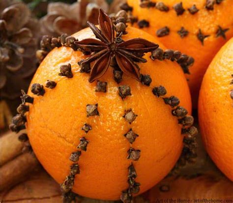 country christmas decoration christmas time orange