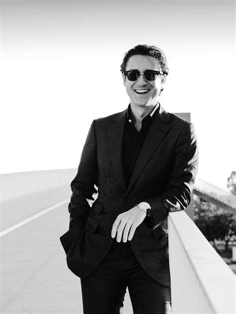 Mark Pomerantz Luxury Menswear | SeaChange | Oceana